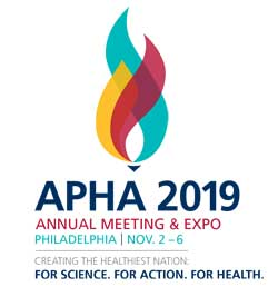 APHA 2019 Conference